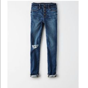 AE High Waisted Jegging Crop
